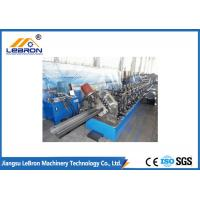 Best Steel structure 6m to 8m long C purlin roll forming machine / C Z U purlin roll forming machine wholesale