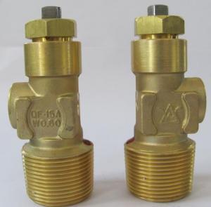 dissolved acetyene cylinder valves