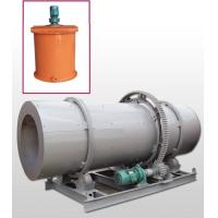 Rotary Coating Machine, widely used in compound fertilizer, organic fertilizer and other dry granular fertilizer