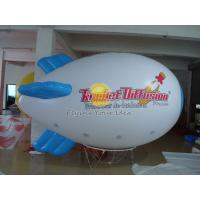Best Waterproof Advertising Helium Zeppelin / Blimp Balloon with Logo Printed for Opening event wholesale