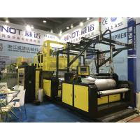 Buy cheap Vinot 2018 Double screw extruder Good Quality Stretch Film Machine With Width from wholesalers