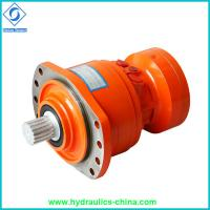 Best Low Speed High Torque Hydraulic Motor 0 - 130 R/Min Speed For Poclain Machine wholesale