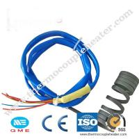 China Spring Induction Coil Heaters Built In Thermocouple For Plastic Injection Machine on sale