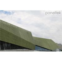 Best Custom-made Special shape Glazed Terracotta panels With special design wholesale