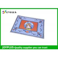 Best Anti Slip Dining Table Placemats Washable Placemats Vinyl For Home / Hotel wholesale
