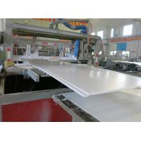 Best Electric PP Foam Plastic Sheet Making Machine Unique Stable Performance wholesale