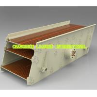China Coal Sieve / Ore Quarry Circular Vibrating Screen 380V Smooth Operation Low Noise on sale