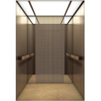 Best Commercial Passenger Lifts / MRL Elevator With Fuji VVVF AC Control System wholesale