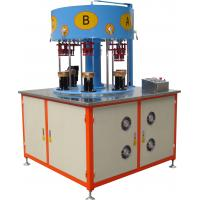 Best 80KW Braze Welding Induction Heat Treatment Equipment With Six Stations wholesale