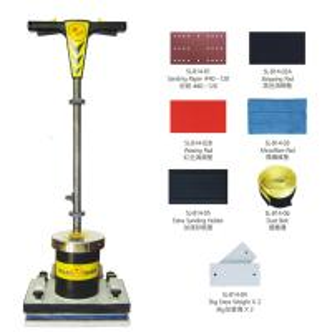 Best SL-814 Quadrate Orbital Floor Machine wholesale