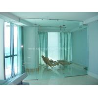 Quality Clear Fully Tempered Safety Glass 5mm 6mm In Architecture , Heat Resistant wholesale