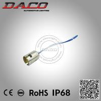 Best 1157 BAY15D LED Light Bulb Socket Holder With Wire Connector wholesale