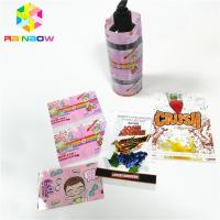 Best Bottle Cup Tube Heat Shrink Wrap Labels Adhesive Stickers Custom Thickness For Display Box wholesale