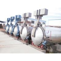 Cheap Industrial Concrete Autoclave Ø 3.2m / AAC Block Plant To Aerated Concrete Block for sale