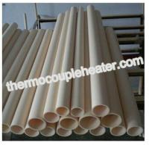 Best long life alsint 99.7% alumina ceramic tube Thermocouple Components wholesale