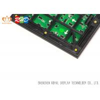 Cheap High Strength Led Mobile Screen , P6 Led Mobile Display For Live Monitoring for sale
