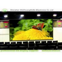 Best conference room use indoor high definition  p5 smd full color led screen wholesale
