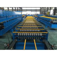 Best 25 Stations Roof Panel Roll Forming Machine Coil Width 1000mm High Productive wholesale