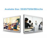 Quality High Definition Multi Touch LCD Media Player / Digital Display Board With 450 Cd/M2 Brightness wholesale