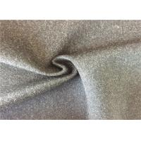 Quality Modern Designer Wool Blend Coat Fabric , Wool Blanketing Fabric 600g/M wholesale