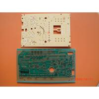 Best 1 - 28 Layers 3mil FR4 Single Sided PCB Board with Black Legend wholesale