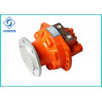 Cheap MCR10 Low Speed High Torque Motor 2560-4400 N.M For Skid Steer Loader for sale