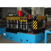 Light Duty Steel Forming Machines 71.5kw Cr12 Roller Forming Speed 10m/min