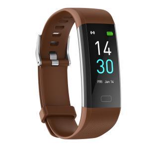 Best Fitness Tracker TELEC Ble5.0 Waterproof Sports Smartwatch 105mAh wholesale