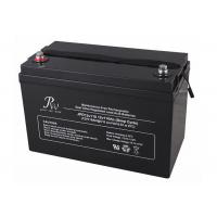 Best Victron Style 12v 110Ah VRLA Deep Cycle Battery for Marine and Solar Purpose wholesale