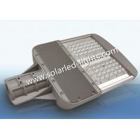 Best Waterproof 48W Solar LED Street Light 4600 lm Initial Lumen With 45mil Chips wholesale