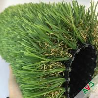 Best Monofilament PE + Curly PP 12400Dtex Outdoor Artificial Grass Plump Surface wholesale