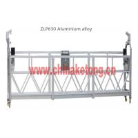 Cheap Safety Suspended Access Platforms For Building Maintenance With Steel Rope for sale