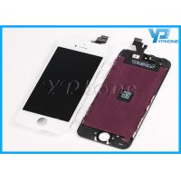Best IPhone 5C LCD Screen Glass Digitizer Black With Touch / Capacitive Screen wholesale