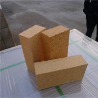 Best High Mechanical Strength Insulating Fire Brick , Refractory Clay Fire Bricks For Bolier wholesale