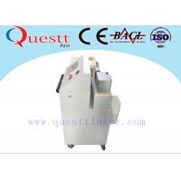 Quality 30W IPG Fiber Laser Rust Removal Equipment For Removing Glue wholesale
