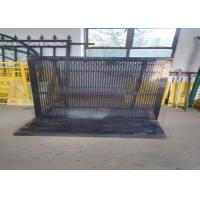 Best Foldable Outdoor Crowd Control Barriers Lightweight High Security Easy Install wholesale