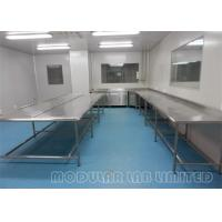 Best Floor Mounted Modular Laboratory Furniture / Lab Bench Table wholesale
