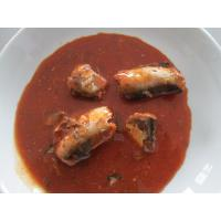 Best Competitive Price Delicious Fresh Material Sardines Fish Canned in Tomato Sauce wholesale