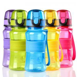Best 300mL/10oz BPA free Children Water Bottle Child Water Bottle Kid Bottle with Rubber Grip wholesale