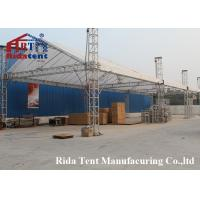 China Ladder Speaker Truss System For Event Display , 6061-T6 Aluminum Roof Truss on sale