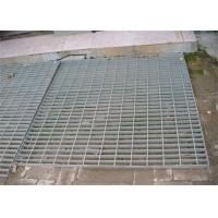 Best Hot Dip Galvanized Steel Grating 300 - 1000mm Width 300 - 6000mm Length wholesale