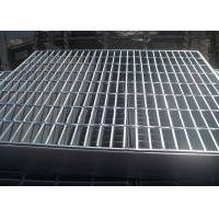 Best Welded Bar Grating Heavy Duty Steel Grating Banding Untreated Surface wholesale
