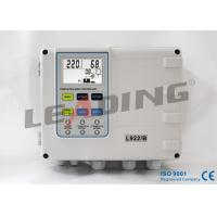 Best 0.37-2.2KW Booster Pump Controller With Pressure Transmitter 0.5-4.5V wholesale