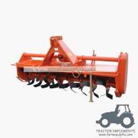 Best Tractor mounted Rotary Tiller gear driven TH model wholesale