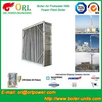 Best Non Pollution Plate Type Air Preheater For Boiler , APH In Power Plant wholesale