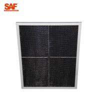 Best G1-G4 Primary Panel Air Filter , Nylon Mesh Filter Large Air Flow Washable Screen wholesale