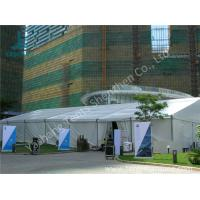 Best 20x35M Large Canopy Tent With Sidewalls , Outdoor Party Marquee Soft Pvc Fabric Cover wholesale