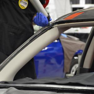 Best 1.35 G/Ml Transparent Pu Silicone Sealant Car Window Repairing Sealant wholesale