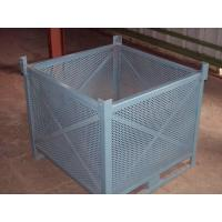 Cheap Steel Standard Wire Mesh Container Wire Mesh Basket for sale