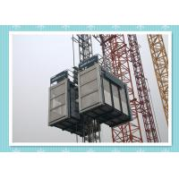 Best Professional Platform Construction Material Lifting Hoist Equipment wholesale